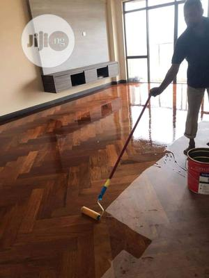 Wooden Floor Restoration Services | Cleaning Services for sale in Lagos State, Gbagada
