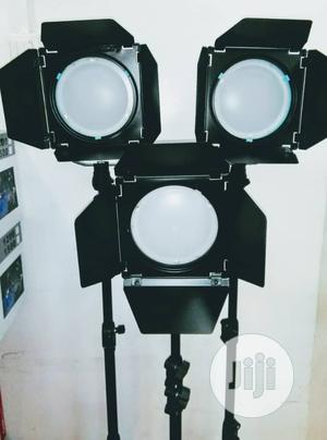 LED Red Head Light With Dimmer (Set Of 3) | Stage Lighting & Effects for sale in Lagos State, Ikeja