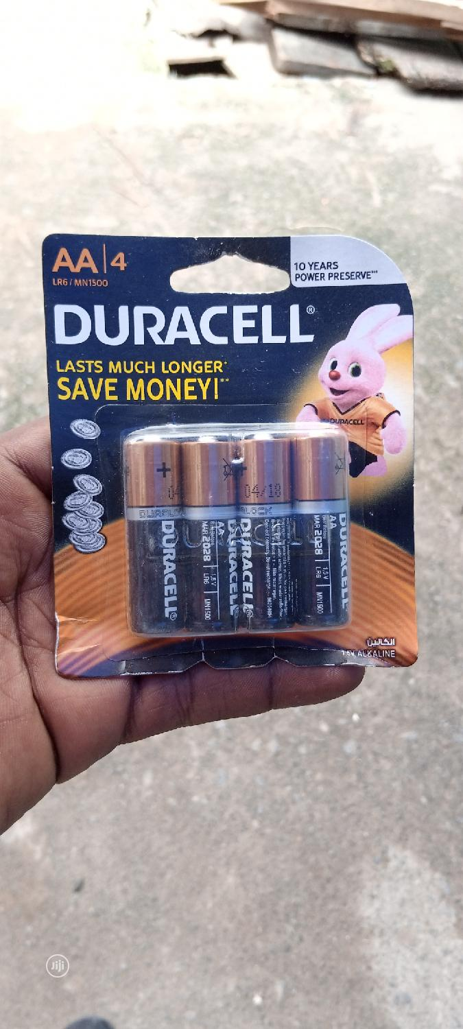 Duracell AA Replacement Battery