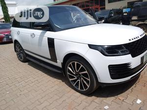 New Land Rover Range Rover Vogue 2018 White | Cars for sale in Abuja (FCT) State, Central Business Dis