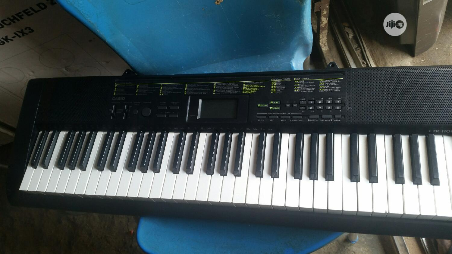 London Use Casio CTK 1100