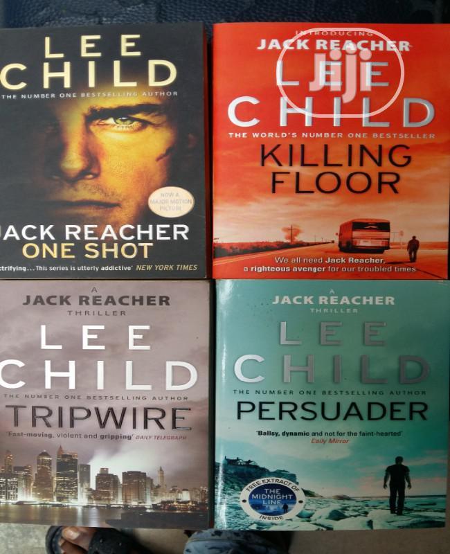 Lee Child Novel's