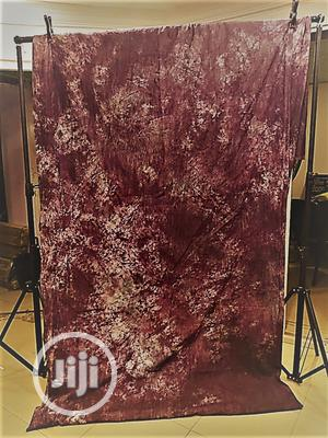 Studio Background Cloth With Pattern 10ft X 20ft   Accessories & Supplies for Electronics for sale in Lagos State, Ikeja