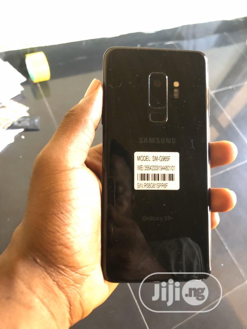 New Samsung Galaxy S9 Plus 64 GB Black | Mobile Phones for sale in Ikeja, Lagos State, Nigeria
