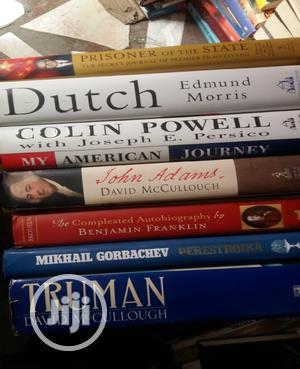 Collins Powell And Other Biographies   Books & Games for sale in Lagos State, Surulere