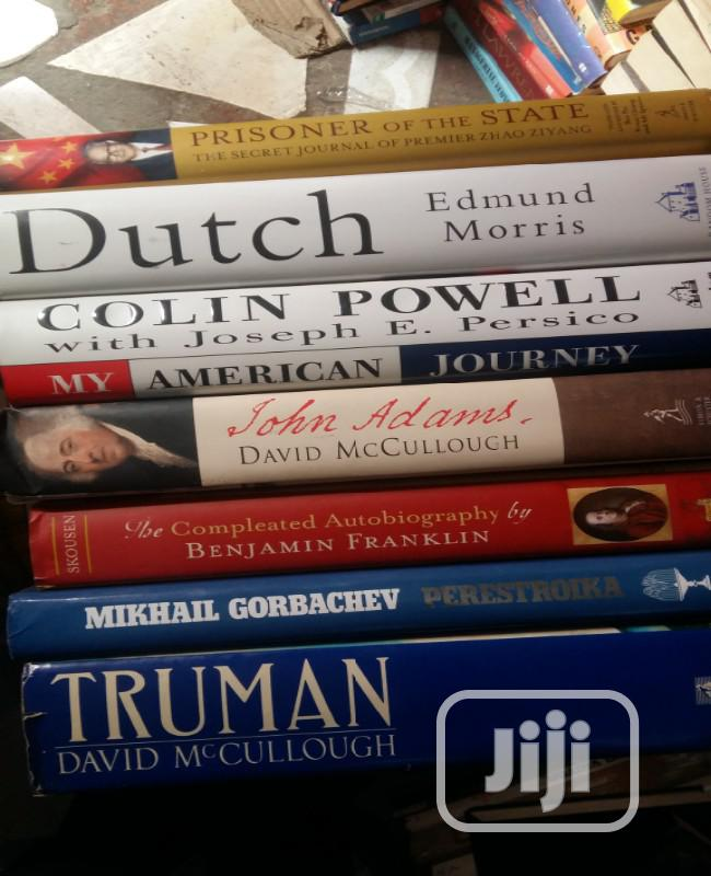 Collins Powell And Other Biographies