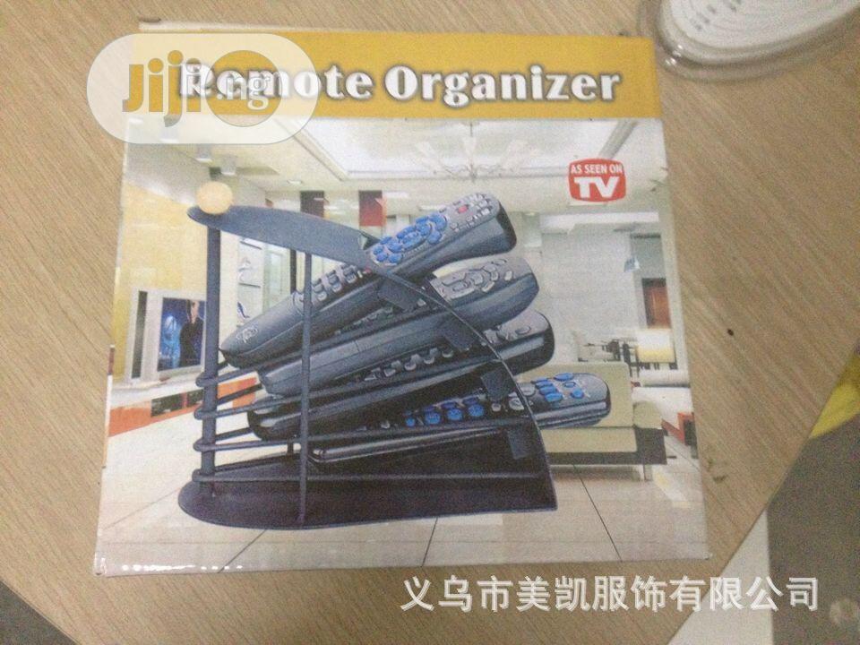 Remote Control- Organizer /Remote Holder Stand