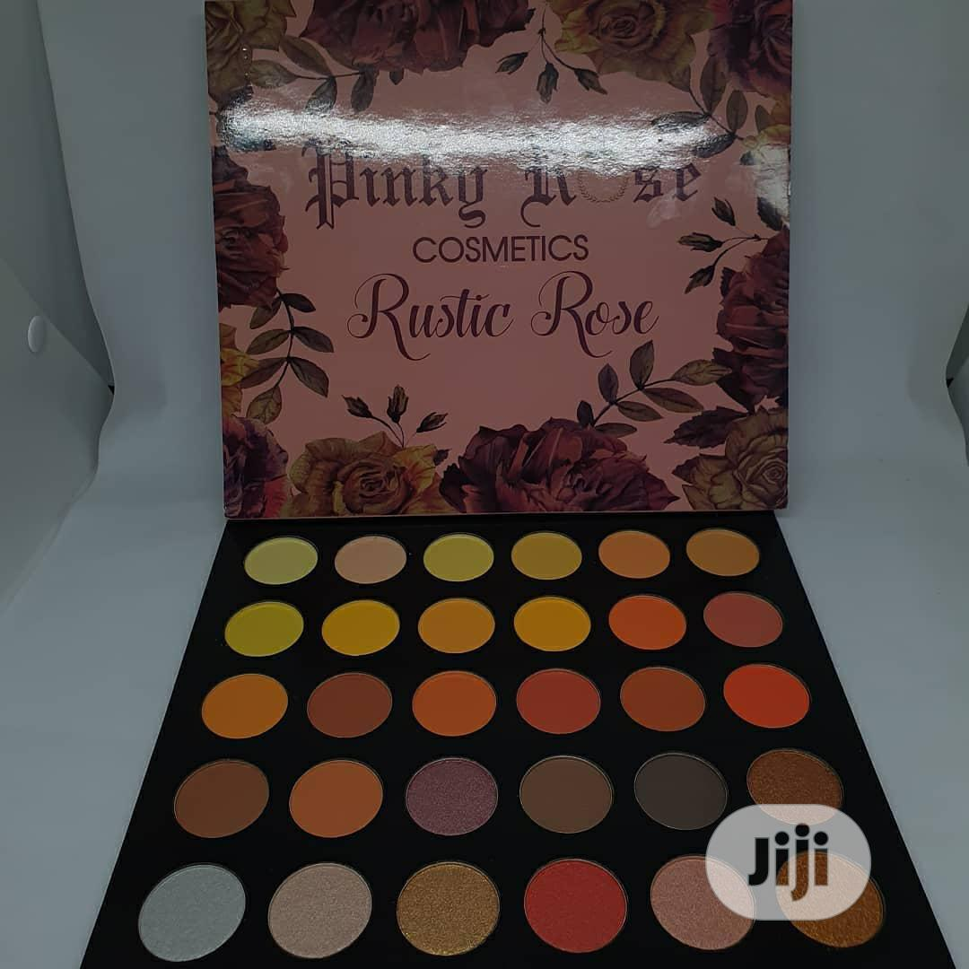 Archive: Pinky Rose Eyeshadow Palette