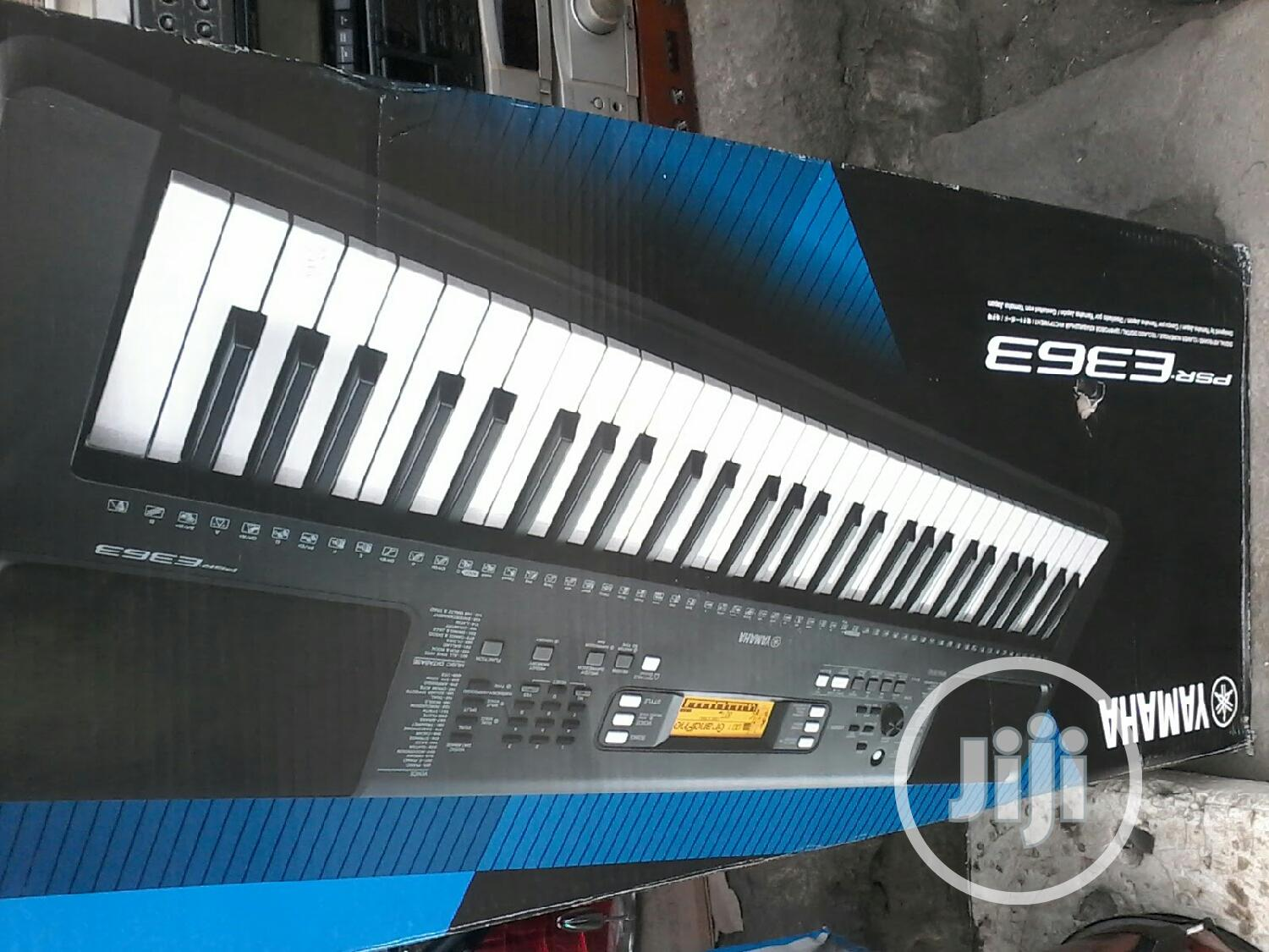Psre363 Yamaha Piano Keyboard | Musical Instruments & Gear for sale in Ilupeju, Lagos State, Nigeria