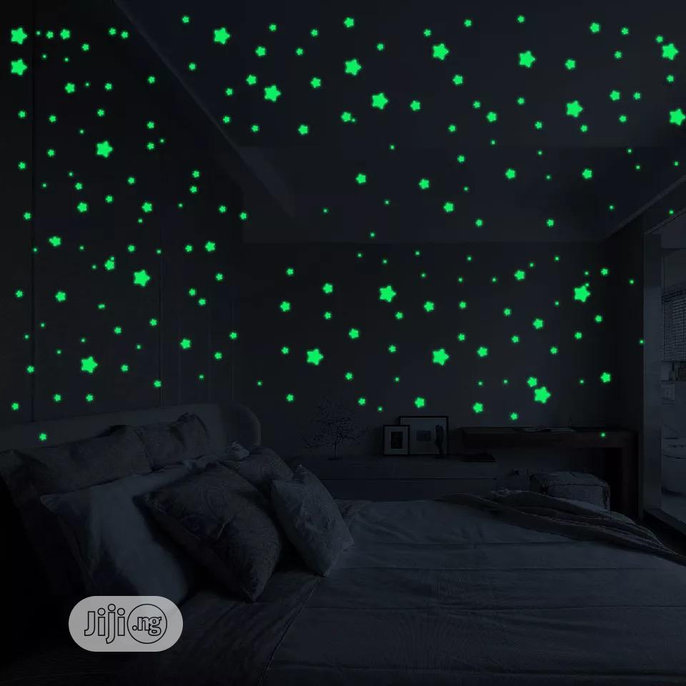 Glow In The Dark 3D Wall Stickers