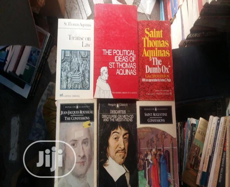 The Political Ideas Of St Thomas Aquinas And And Other Titles