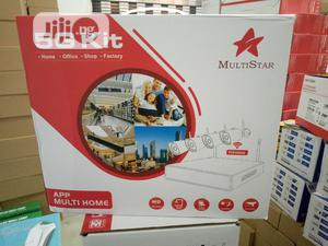 4 Channels Wireless Combo Kit | Security & Surveillance for sale in Abuja (FCT) State, Wuse