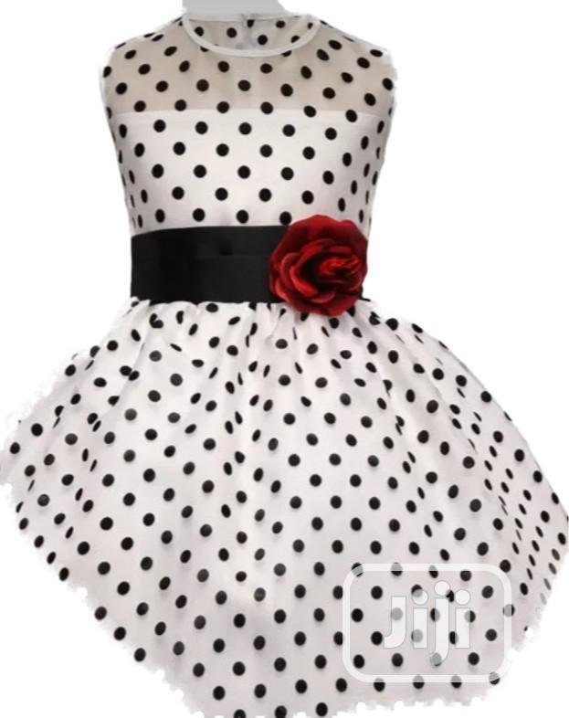 Polka Dot Dress | Children's Clothing for sale in Lekki Phase 1, Lagos State, Nigeria