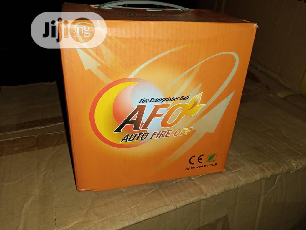 Fire Ball AFO Kats