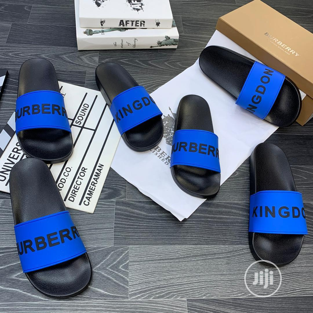 Archive: Givenchy Slippers