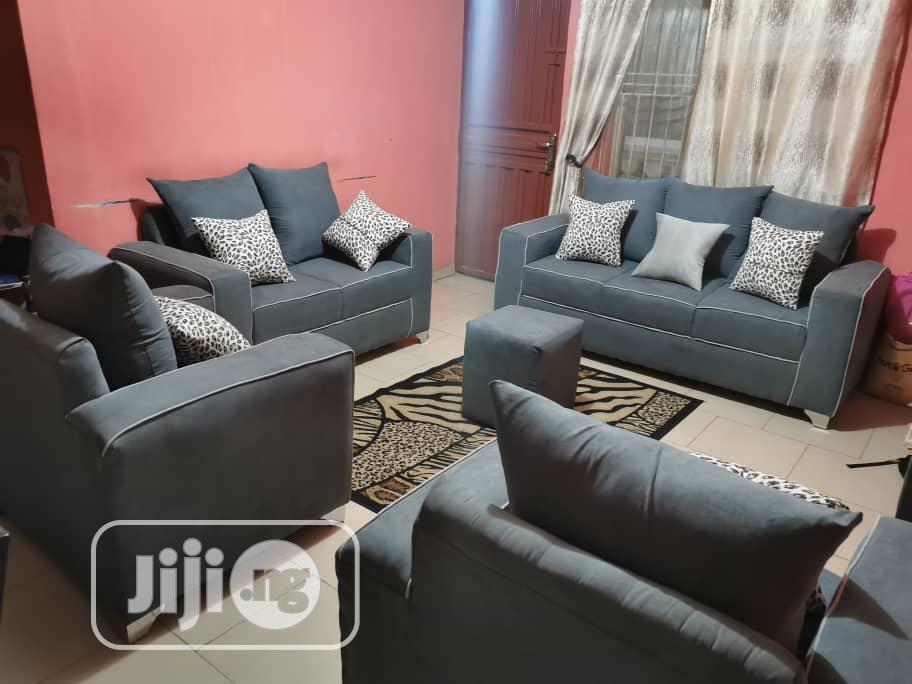 Grey 7 Seater Complete Set