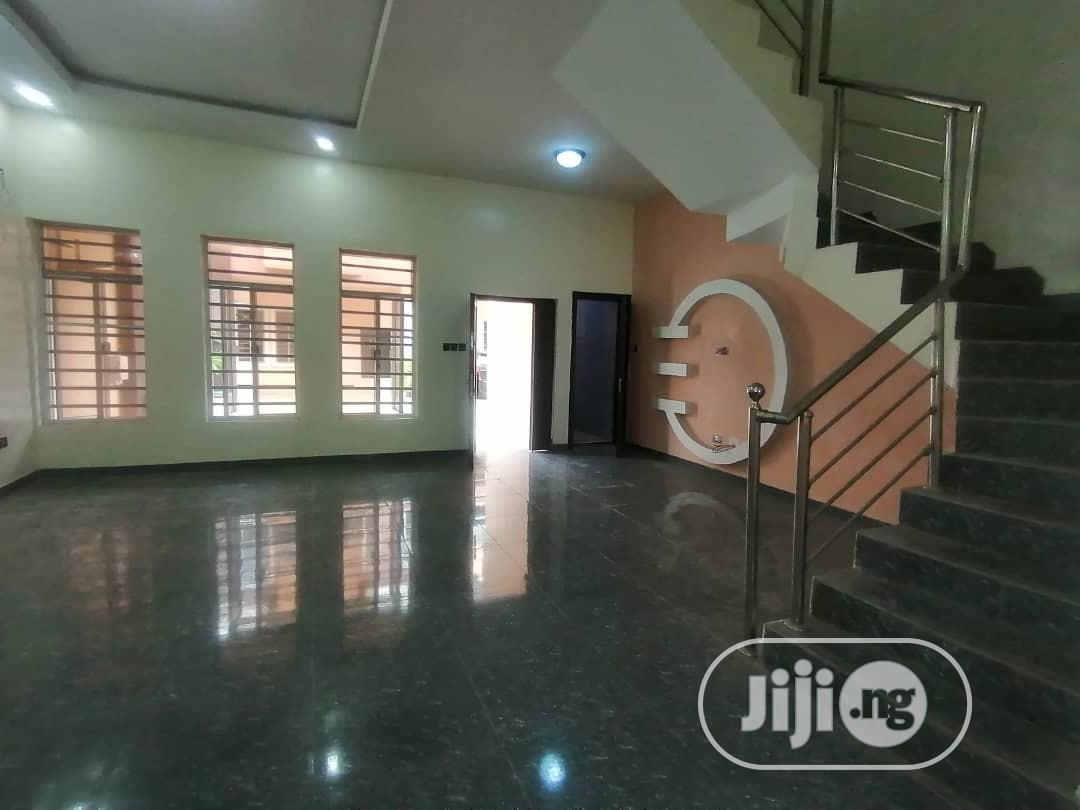 Archive: Fully Serviced Brandnew 4bedroom Terrace Duplex For Rent
