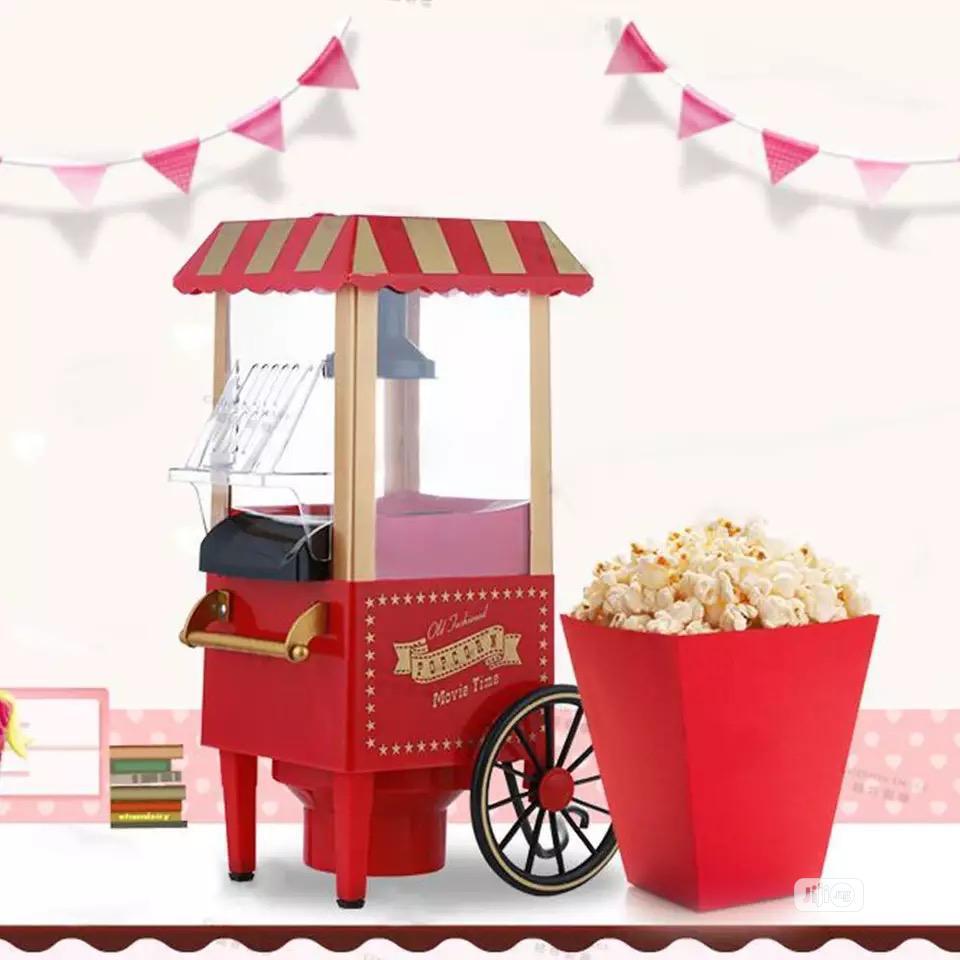 Archive: Popcorn Machine