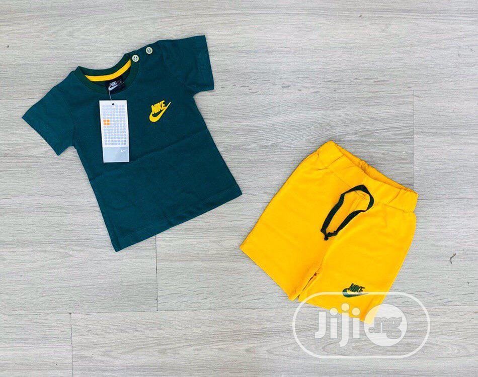 Archive: Baby Boys Nike 2pcs Set