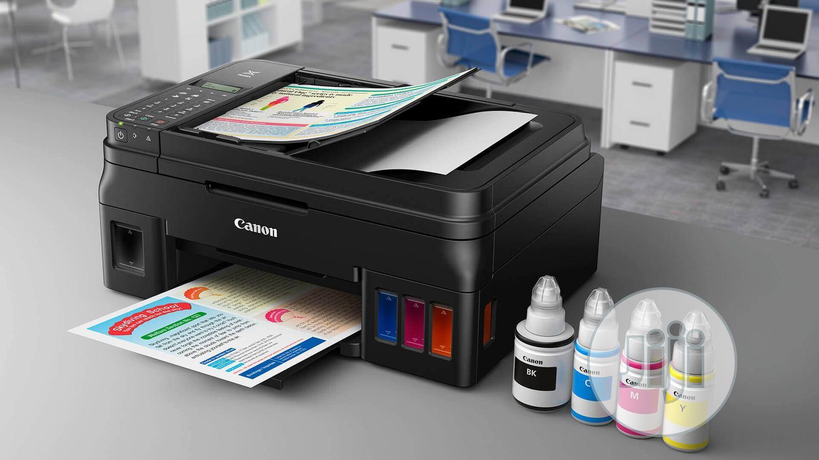 Canon Pixma G4400 Multifunction Printer ADF+ Wireless