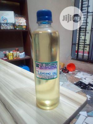 Lemon Oil (500ml) | Skin Care for sale in Lagos State, Amuwo-Odofin
