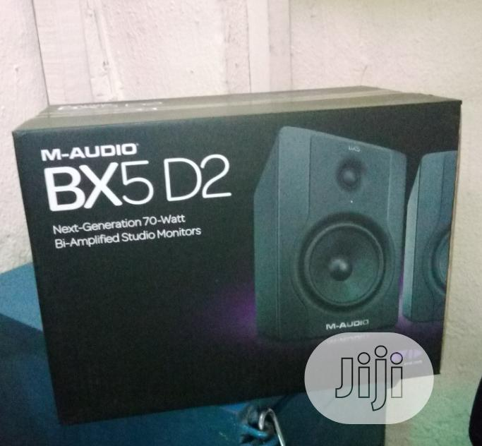 M-Audio Monitor Bx5-D2