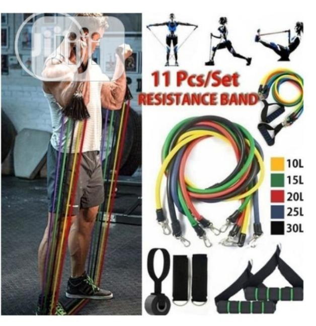 Archive: Resistance Band