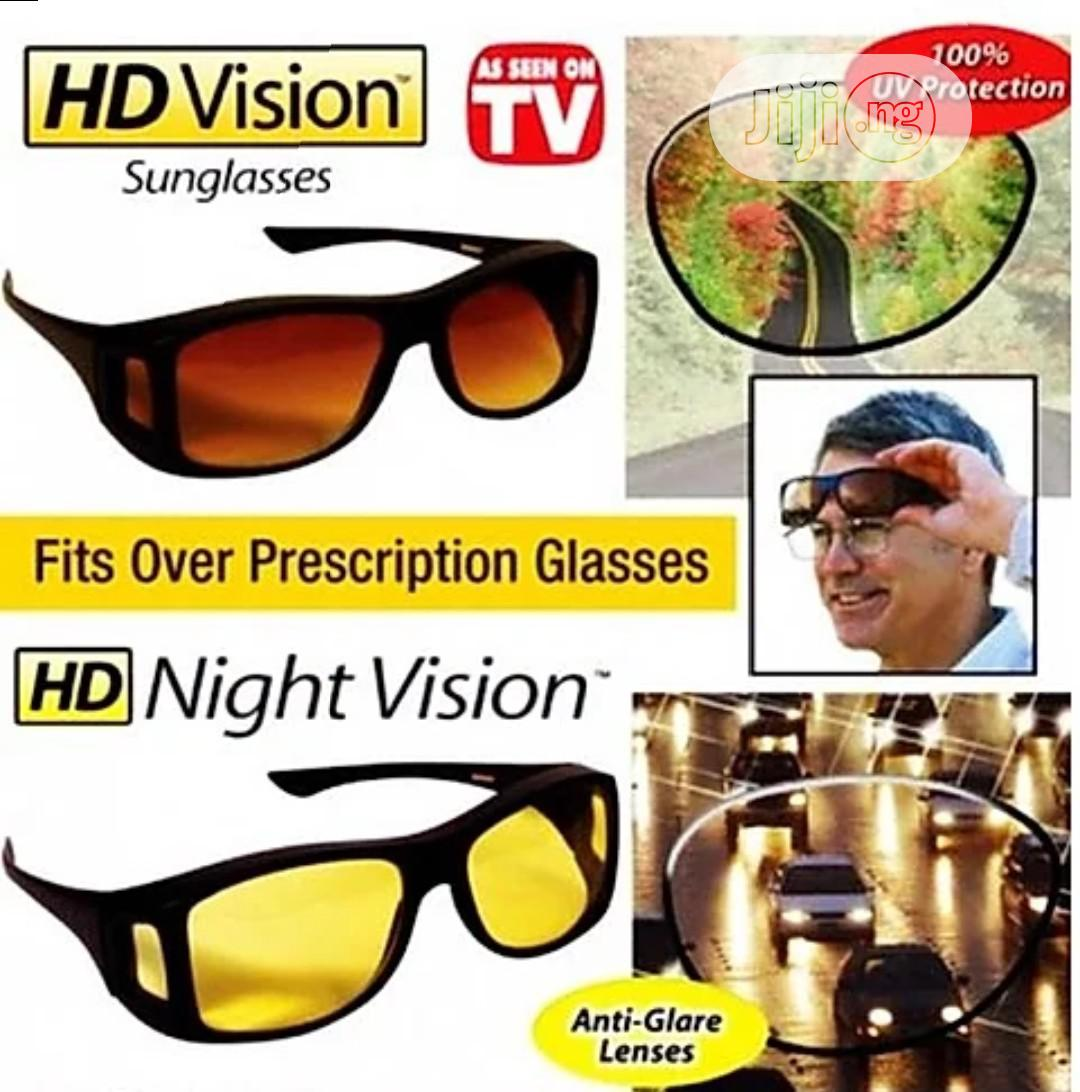 HD Vision Glasses For Driving Anytime