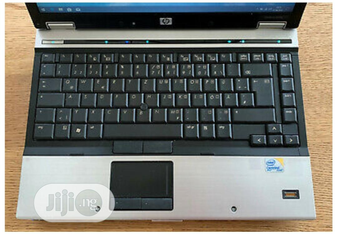 Laptop HP EliteBook 6930P 2GB Intel Core 2 Duo HDD 160GB   Laptops & Computers for sale in Asokoro, Abuja (FCT) State, Nigeria