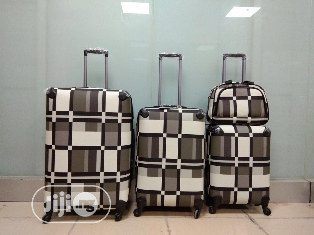 Swiss Polo Luggage Bag 4 Sets