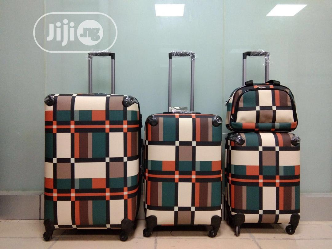 Swiss Polo Luggage Bag 4 Sets | Bags for sale in Ojodu, Lagos State, Nigeria