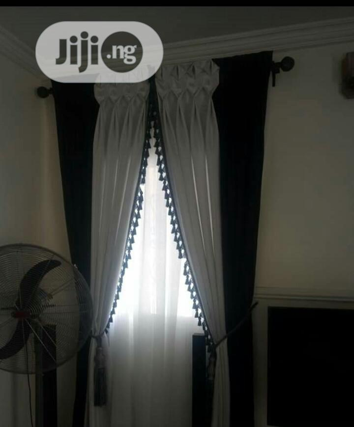Quality Presidential Curtains for Your Homes and Office, | Home Accessories for sale in Lekki, Lagos State, Nigeria