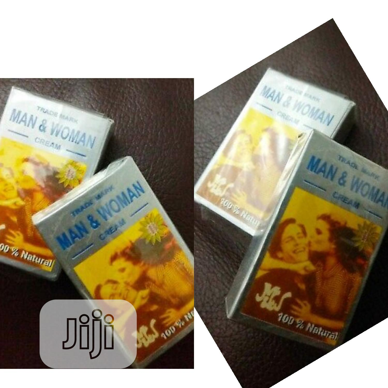 Man&Woman Cream For Long Lasting Cream Prevent Premature Ejaculation