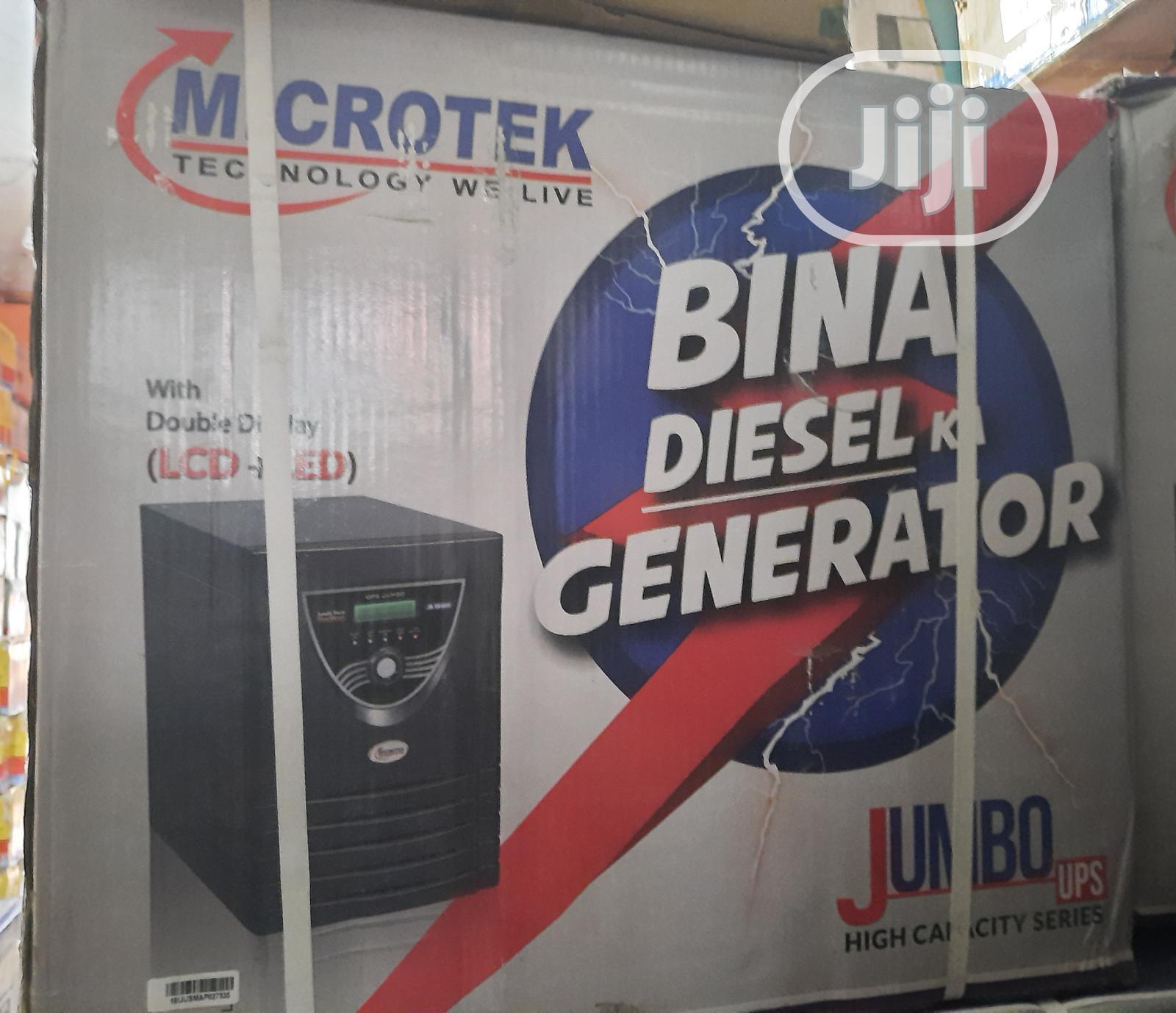 Microtek Inverter 4 Kva/ 48v | Solar Energy for sale in Ojo, Lagos State, Nigeria
