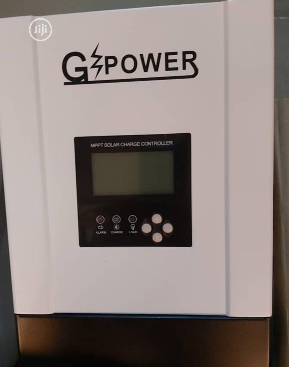 Archive: Gp 60amps 12/24/48V MPPT Solar Charge Controller