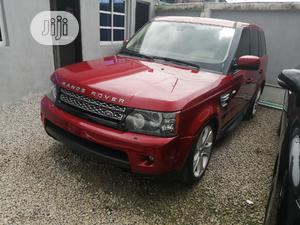 Land Rover Range Rover Sport 2012 Red | Cars for sale in Lagos State, Apapa