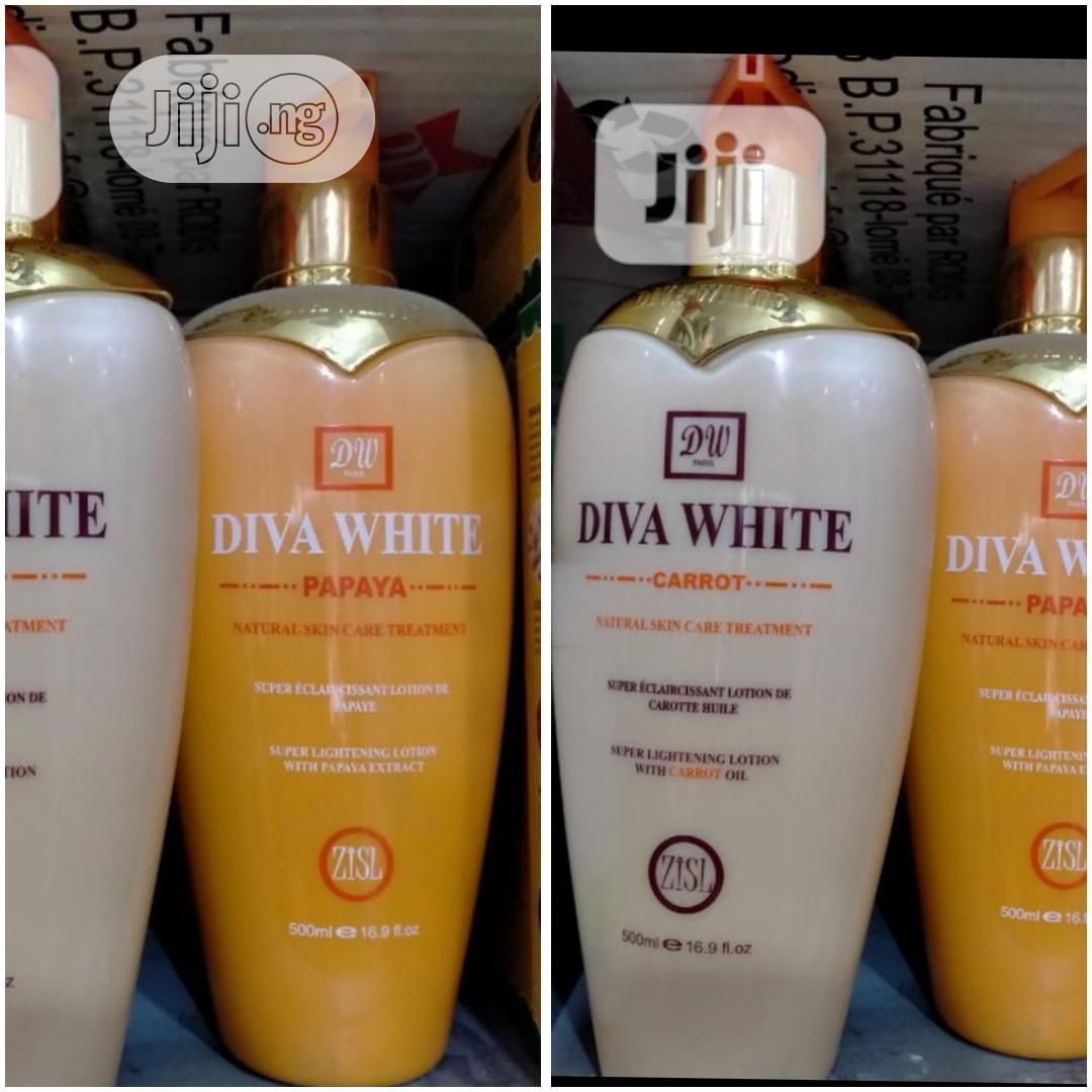 Diva White Lotion In Amuwo Odofin Skin Care Skin Beauty Cosmetics Jiji Ng