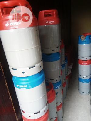 CEPSA 12.5kg Gas Cylinder(Spanish) | Kitchen Appliances for sale in Lagos State, Ojo