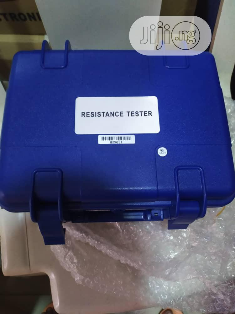 10kv Insulation Tester   Measuring & Layout Tools for sale in Amuwo-Odofin, Lagos State, Nigeria