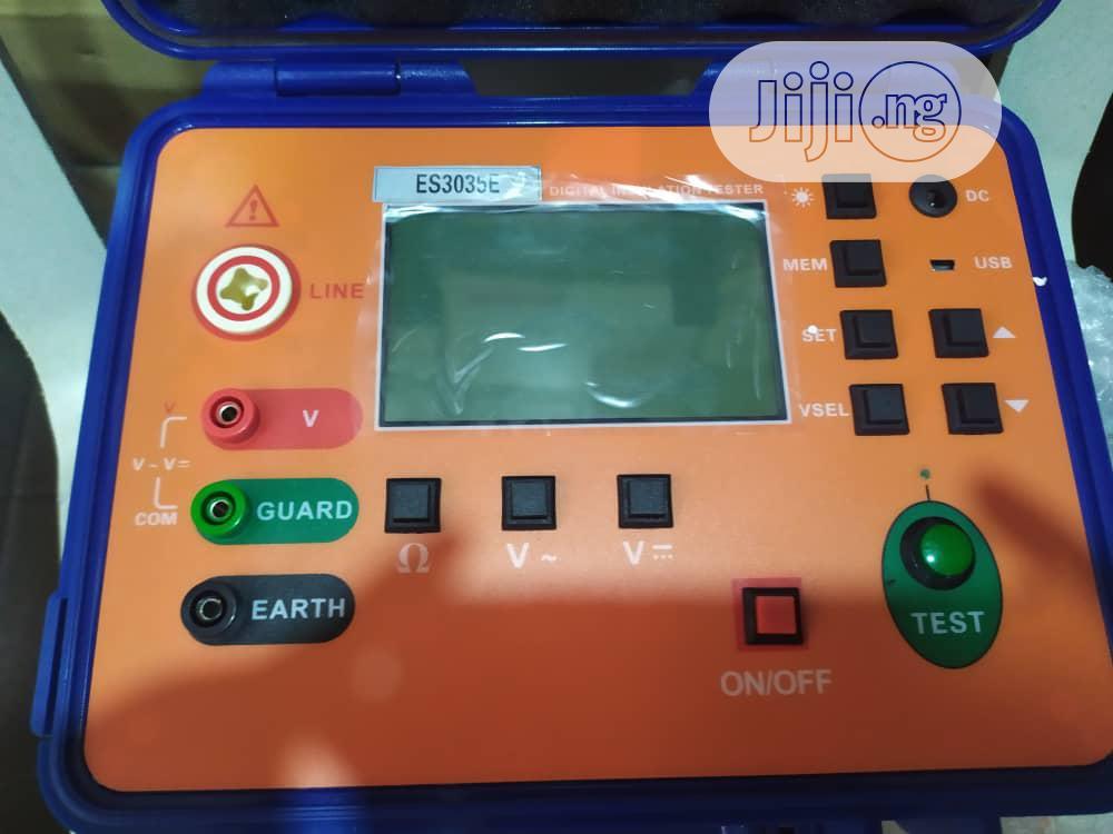 10kv Insulation Tester