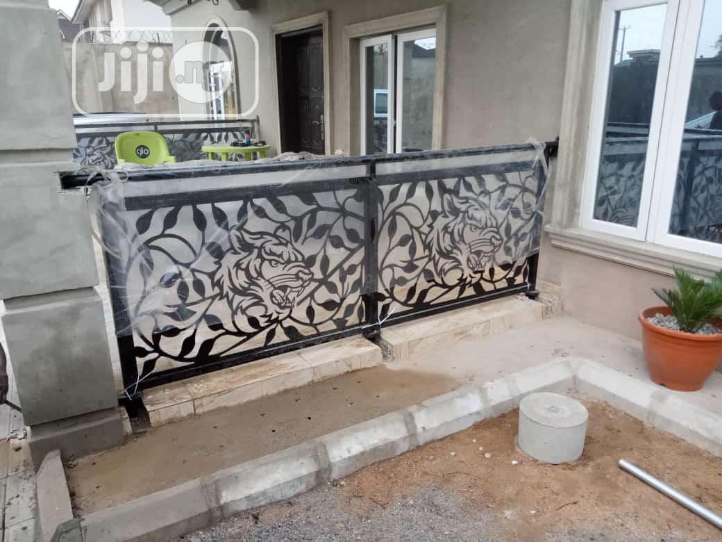 Fancy Handrails