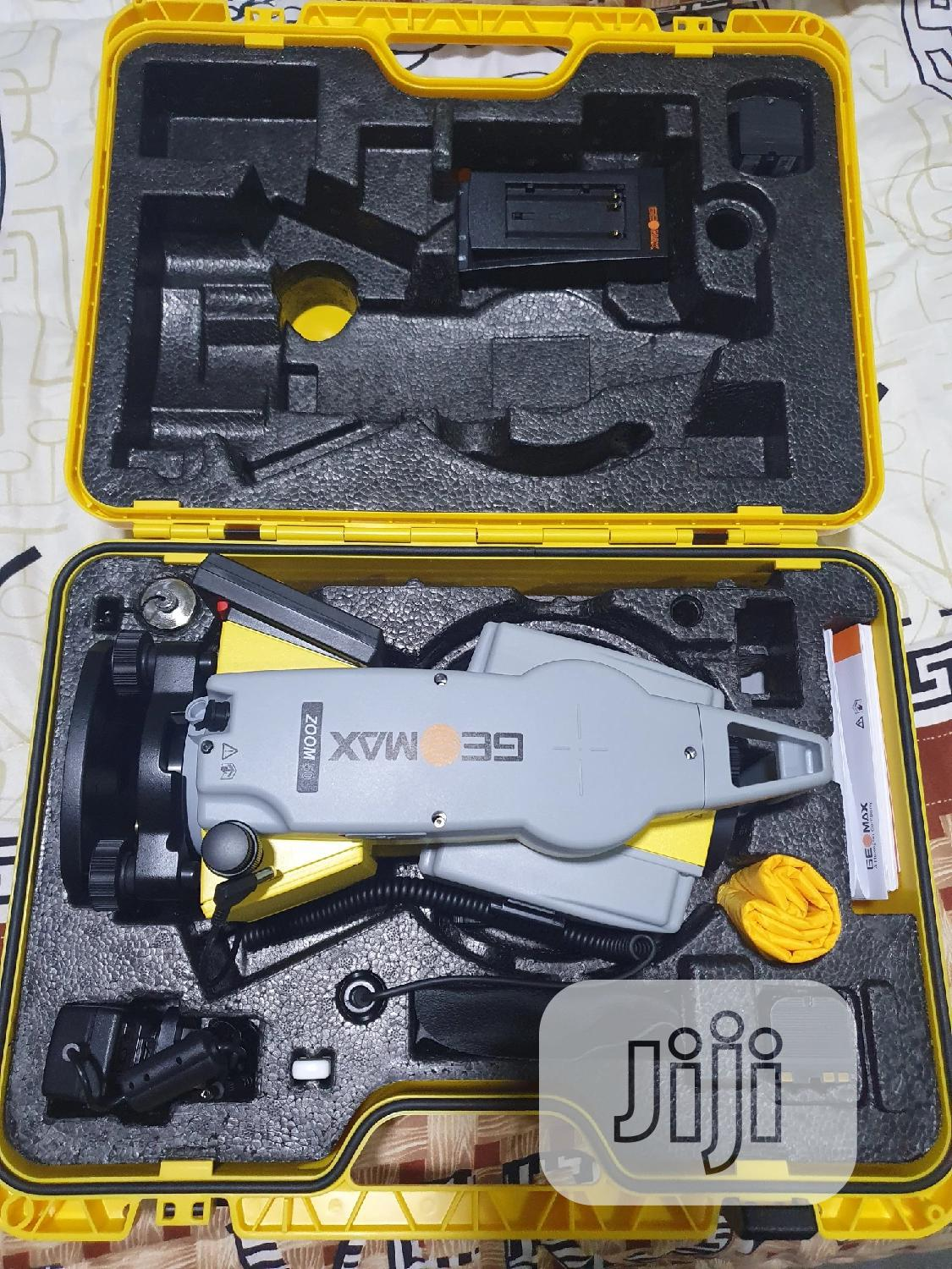 Geomax Zoom 50 Total Station | Measuring & Layout Tools for sale in Amuwo-Odofin, Lagos State, Nigeria