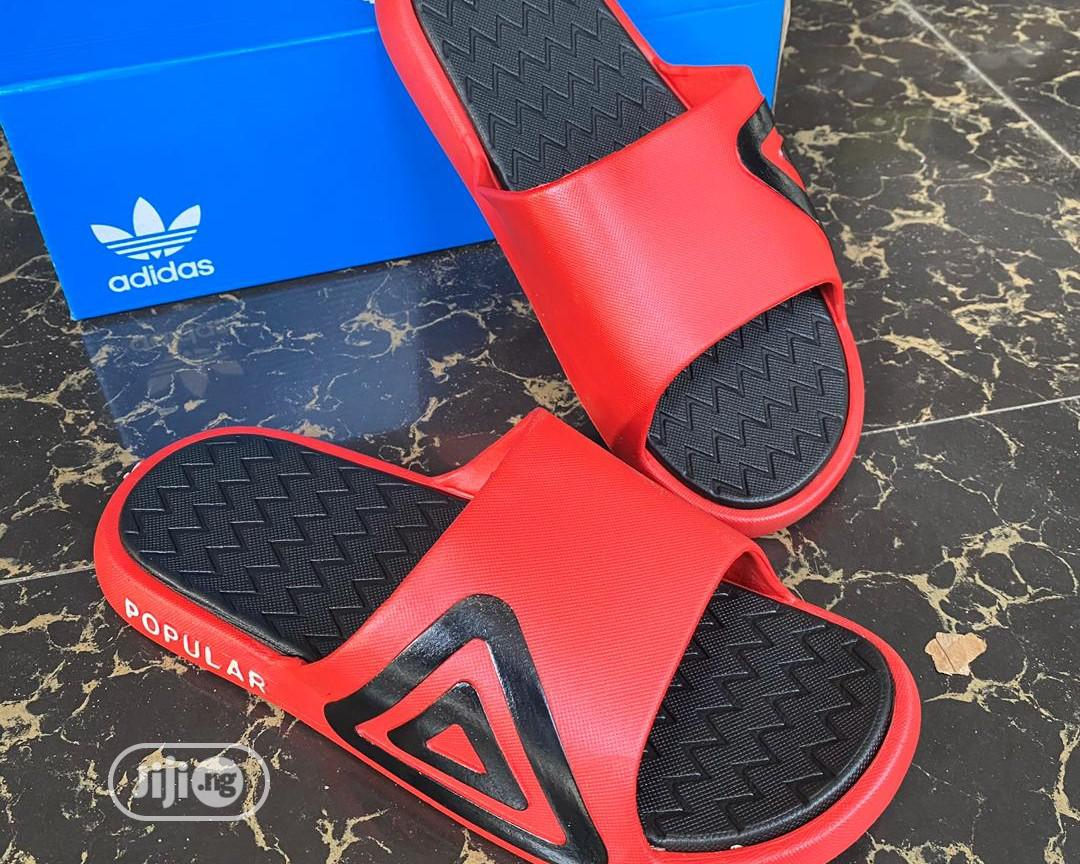 Archive: Original Adidas Popular Slides
