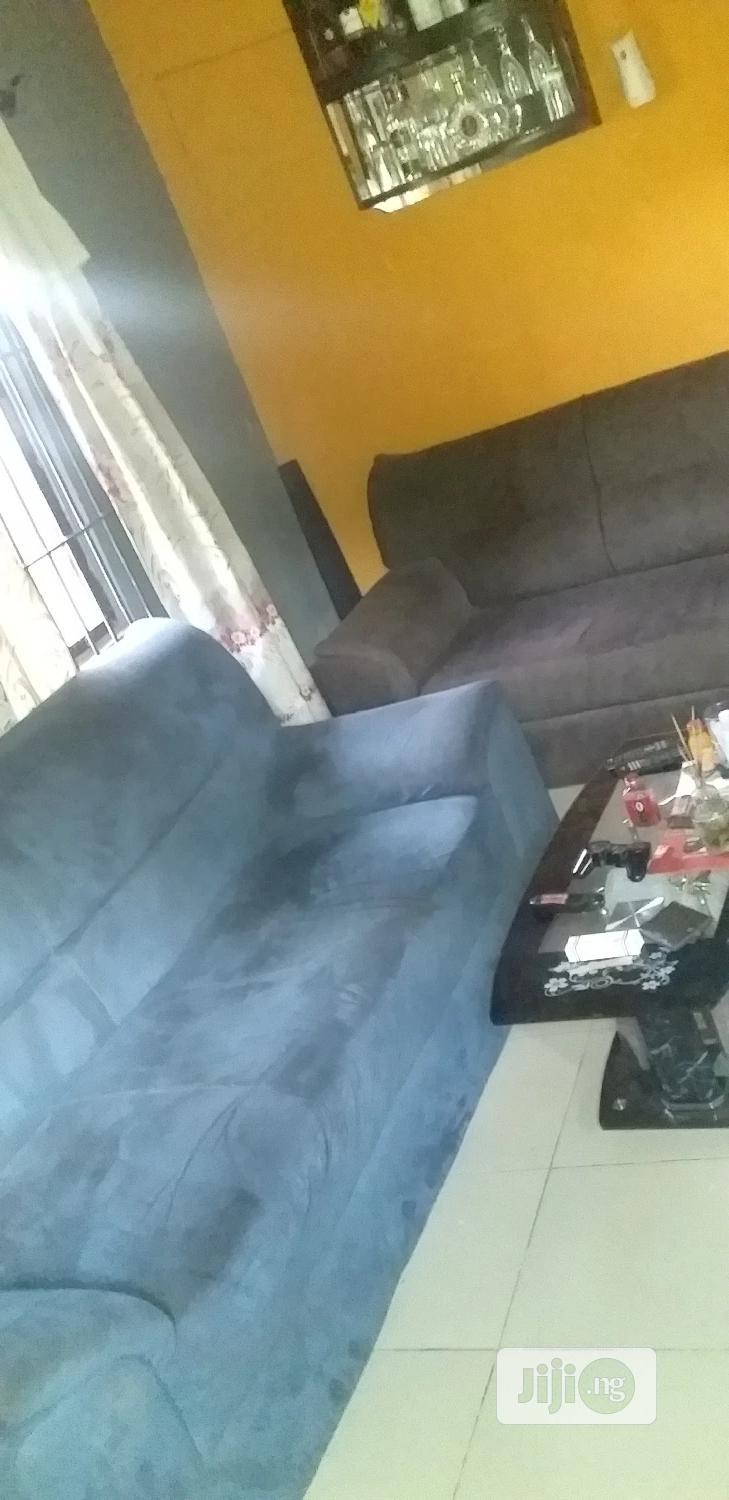 2 And 3 Seater Swede Chairs