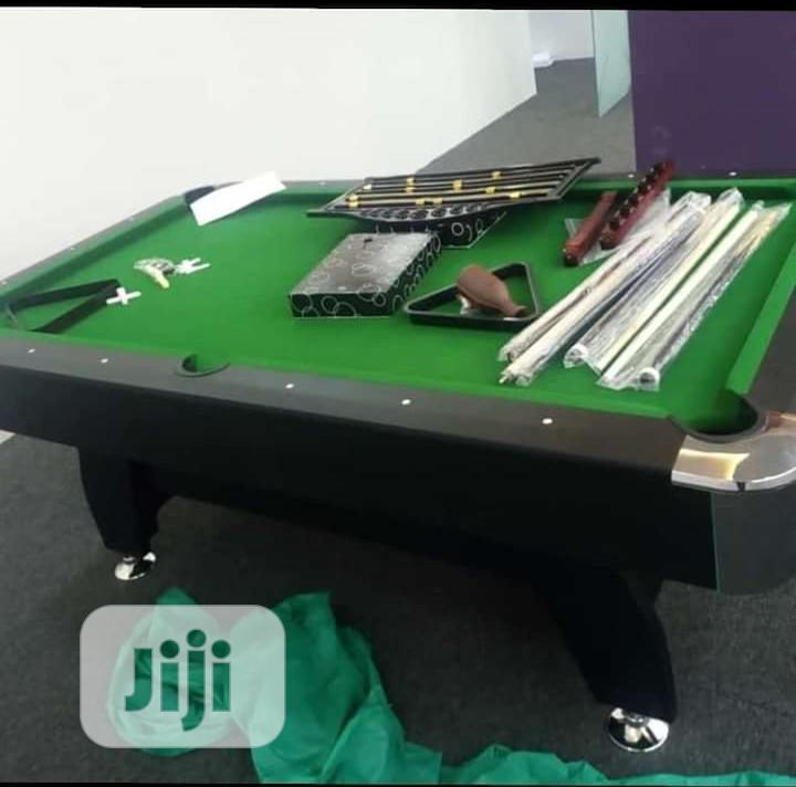 8fit Snooker Board