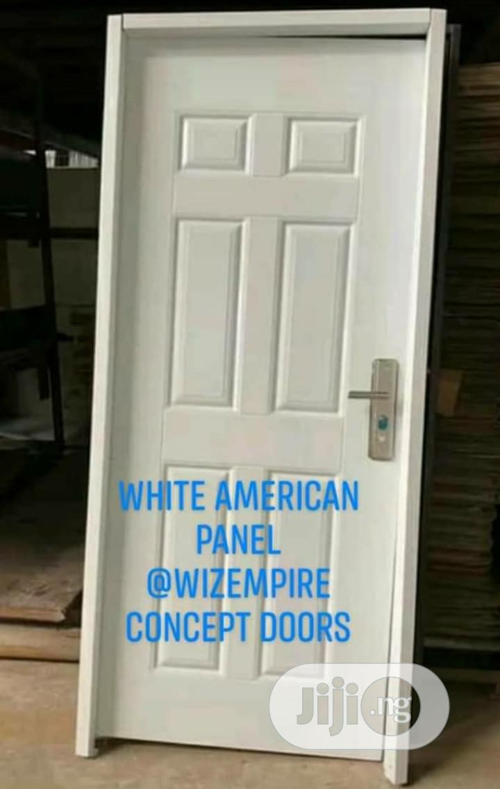 American Panel Doors Available