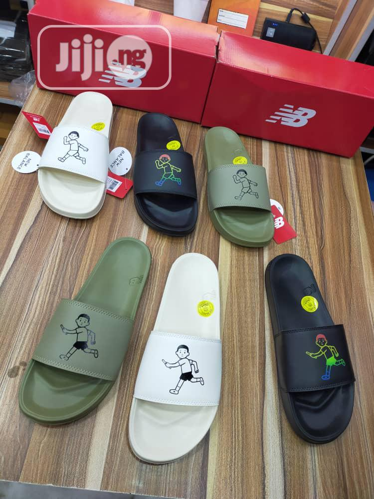 New Balance Quality Flip Flop   Shoes for sale in Oshodi, Lagos State, Nigeria