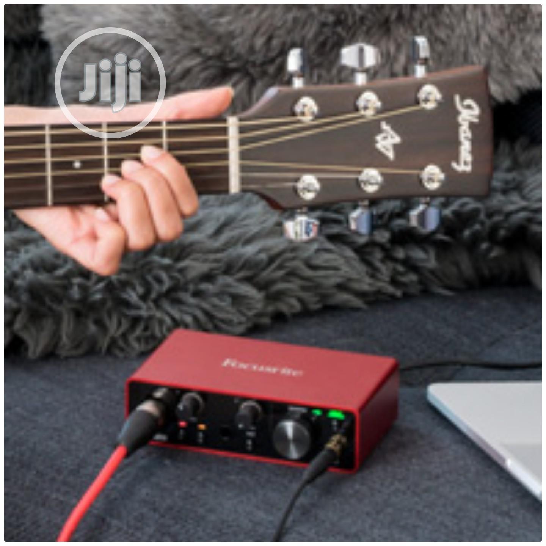 Focusrite Scarlett Solo 3rd Gen | Audio & Music Equipment for sale in Amuwo-Odofin, Lagos State, Nigeria