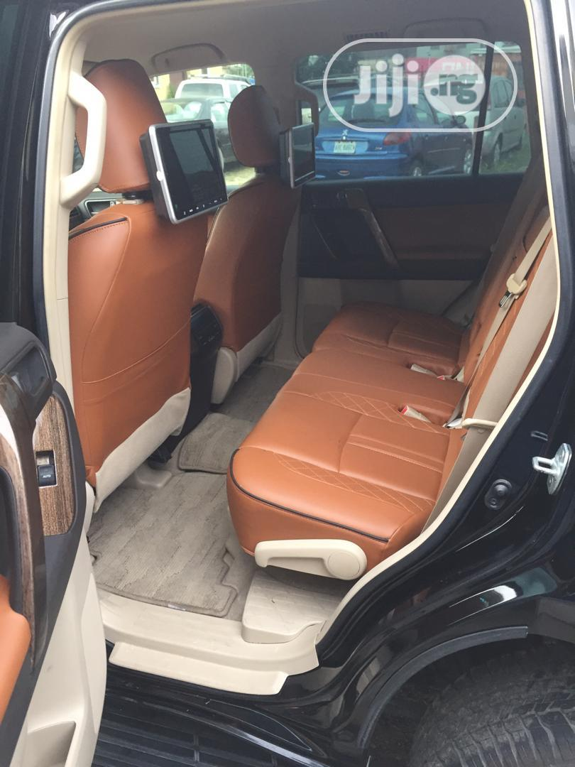INTERIOR DESIGN For Toyota Prado Model Is Available Now | Vehicle Parts & Accessories for sale in Mushin, Lagos State, Nigeria