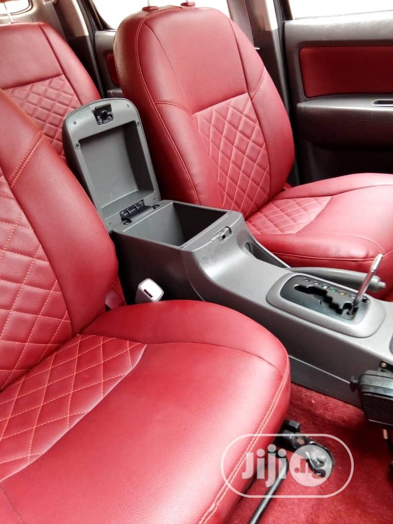 INTERIOR DESIGN For Toyota Prado Model Is Available Now